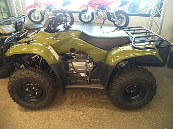 2017 Honda FourTrax Recon for sale 200405386